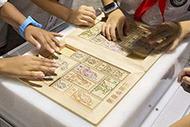 数学游戏——华容道
