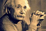 天才物理学家爱因斯坦二三事