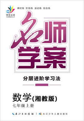 2019-2020学年七年级上册初一数学【名师学案】(湘教版)