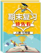 2019-2020学年上学期七年级数学期末复习抢先看 (人教版)
