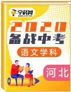 备战2020年中考语文三年真题模拟题分类汇编(河北省)