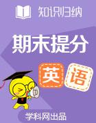 人教新目標版九年級全冊英語期末復習資料