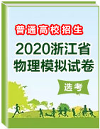 2020浙江省普通高校招生物理选考模拟试卷