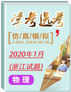 2020年1月浙江学考选考物理仿真模拟试题
