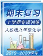 2019-2020学年九年级化学期末复习专项训练(人教版上学期)