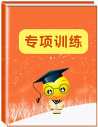 【语法集训】2019届人教版英语中考复习专项测试试题