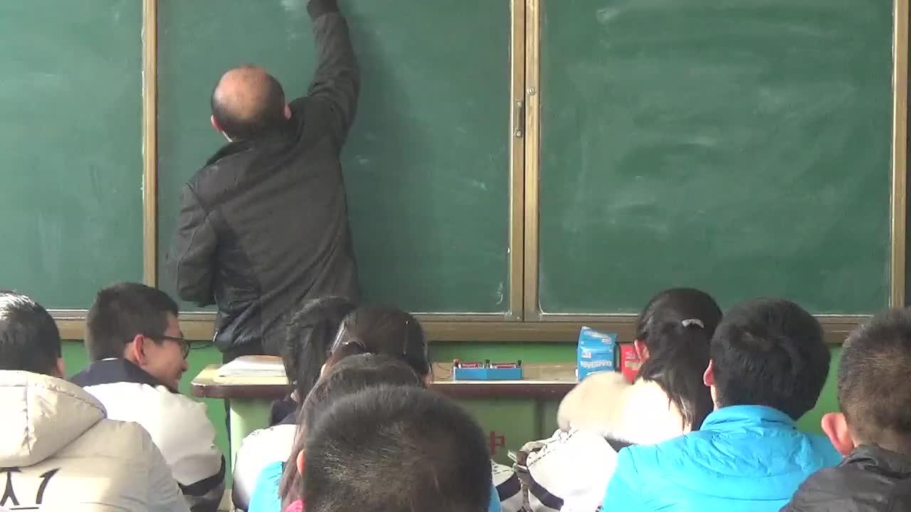 人教版 高中物理 选修3-1 第三章 3.4磁场对通电导线作用力-课堂实录