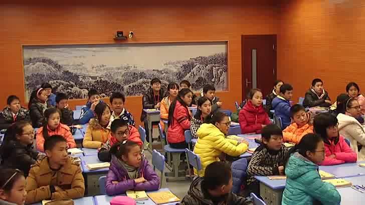 苏教版 七年级语文上册 第六单元 第28课 皇帝的新装-课堂实录
