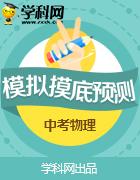 2019年湖南省各市中考物理模拟试卷汇总