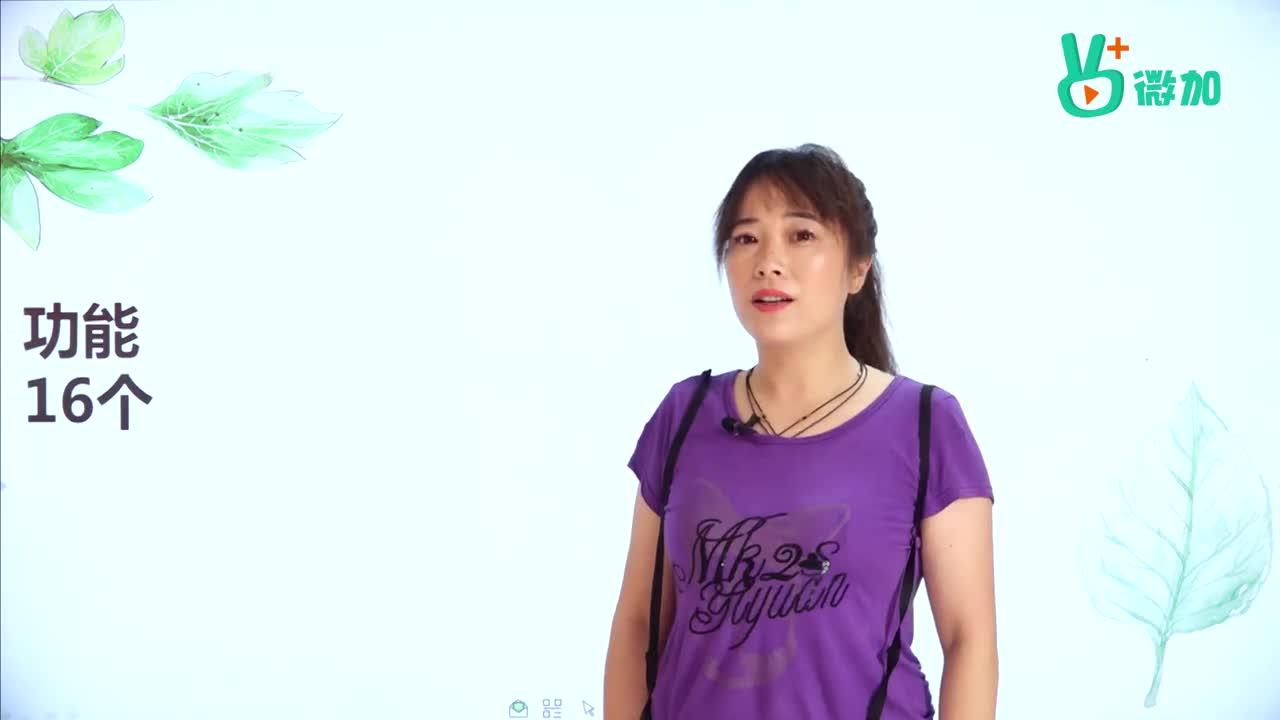 视频08 八年级上册功能讲解-【微加】奇幻英语系列初中同步学习重点思维导图