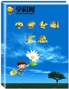 2019中考历史复习专题汇总(3月)