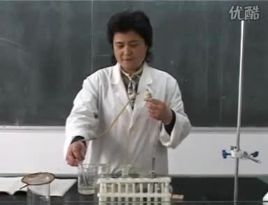 人教版 九年级化学 二氧化碳的制取和性质-实验演示