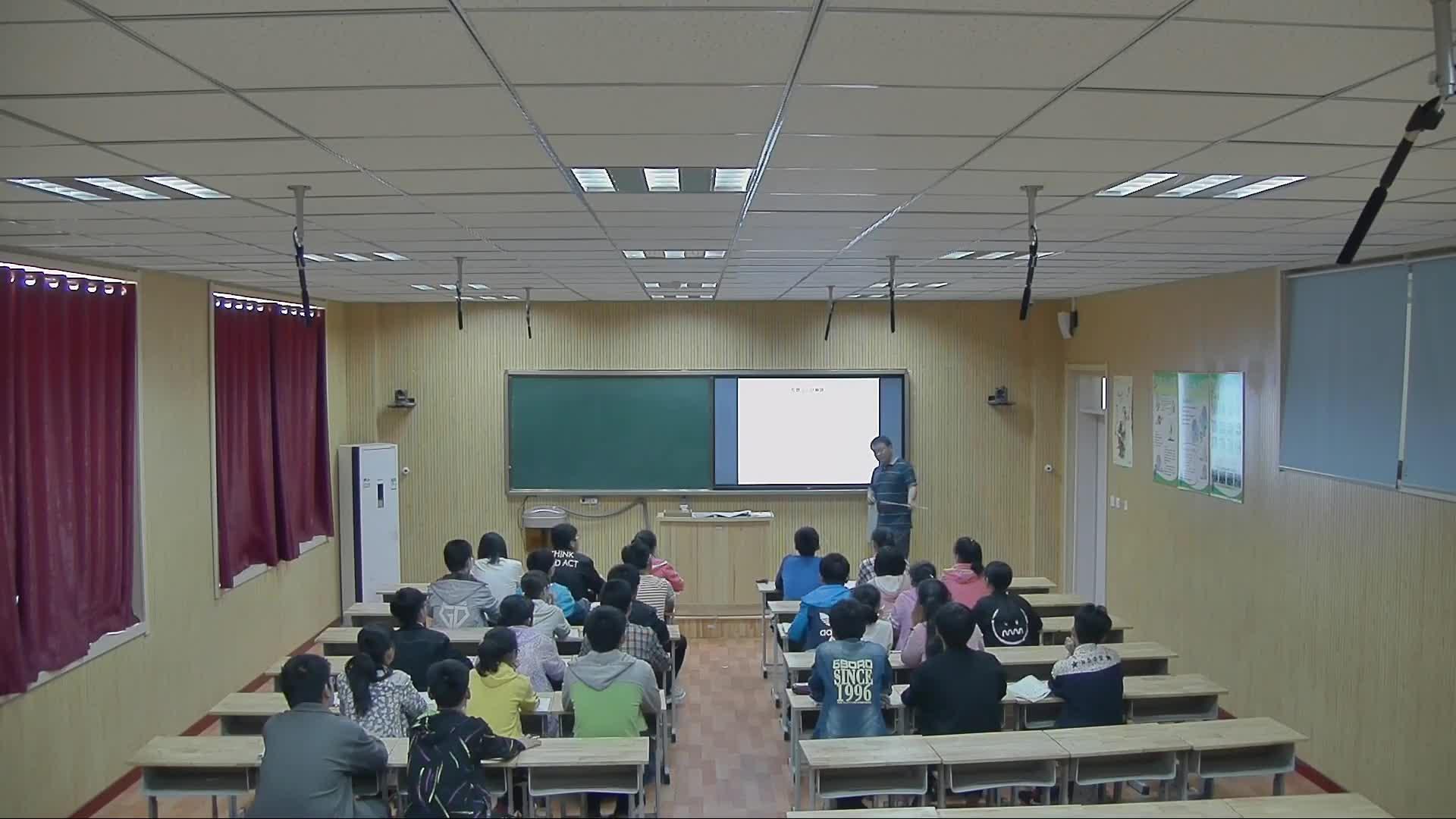 鲁教版 中考物理复习 物理计算专题-课堂实录