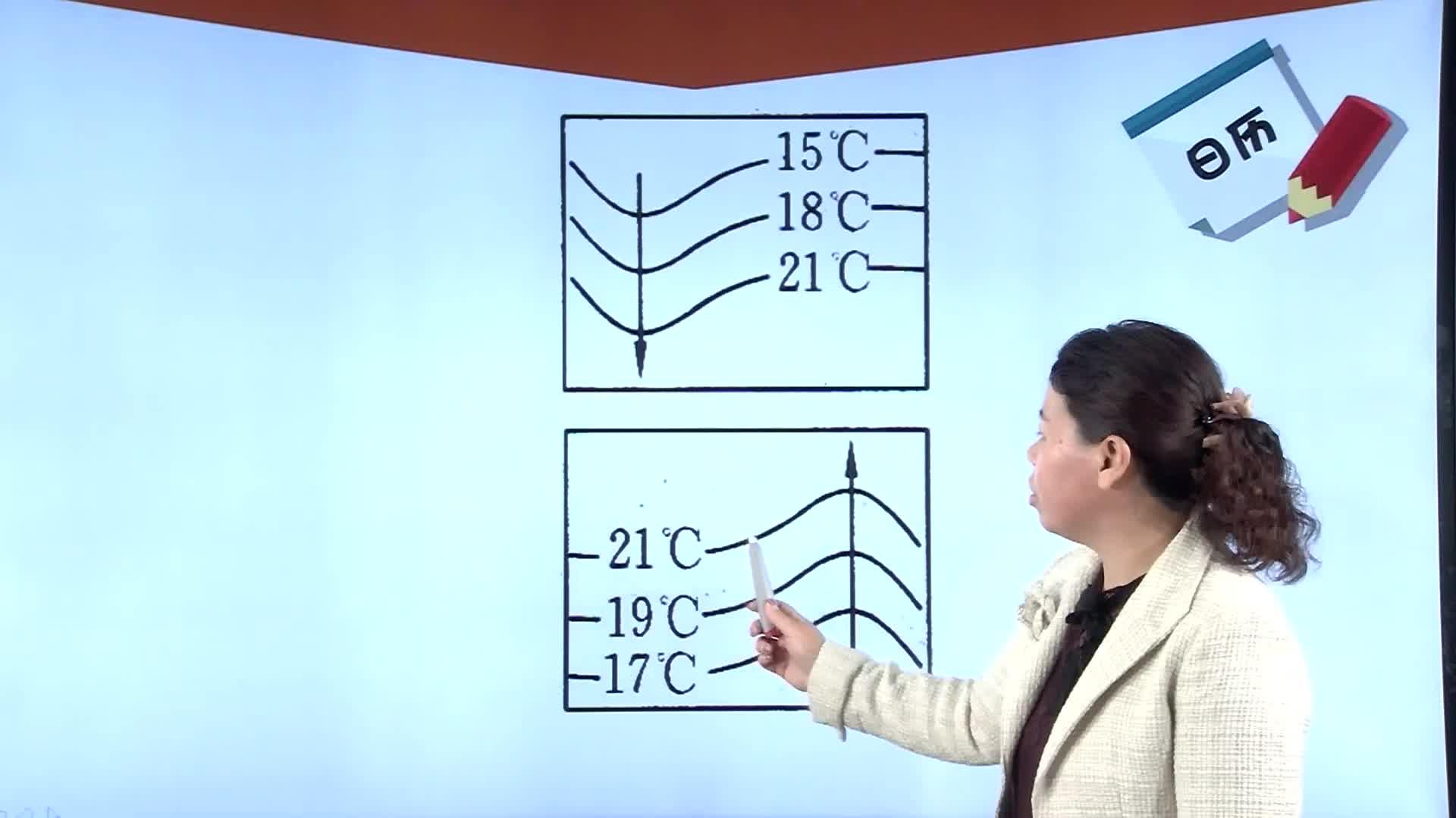 人教版高中地理必修一第三章第二节 洋流的分类-视频微课堂