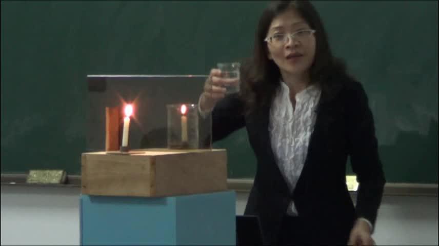苏科版  八年级物理 第三章 第四节 平面镜  陈燕青录像-视频公开课