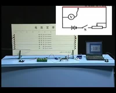人教版物理选修3-1名师微课:2.6  《导体的电阻》-视频微课堂