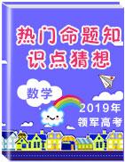 2019年领军高考数学热门命题知识点猜想(解答篇)
