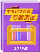 2019年中考化學必備之專題測試