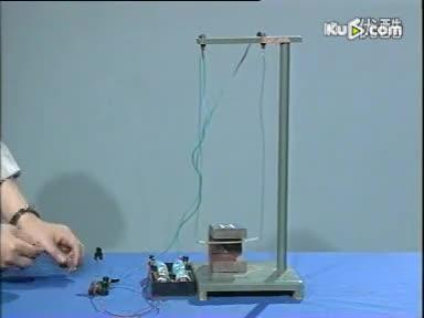 人教版 高一物理必修二 磁场对电流的作用-视频实验演示