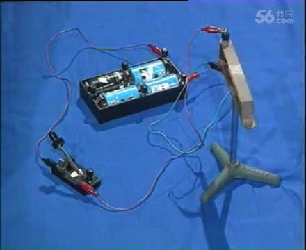 人教版 高一物理必修二 奥斯特实验-视频实验演示