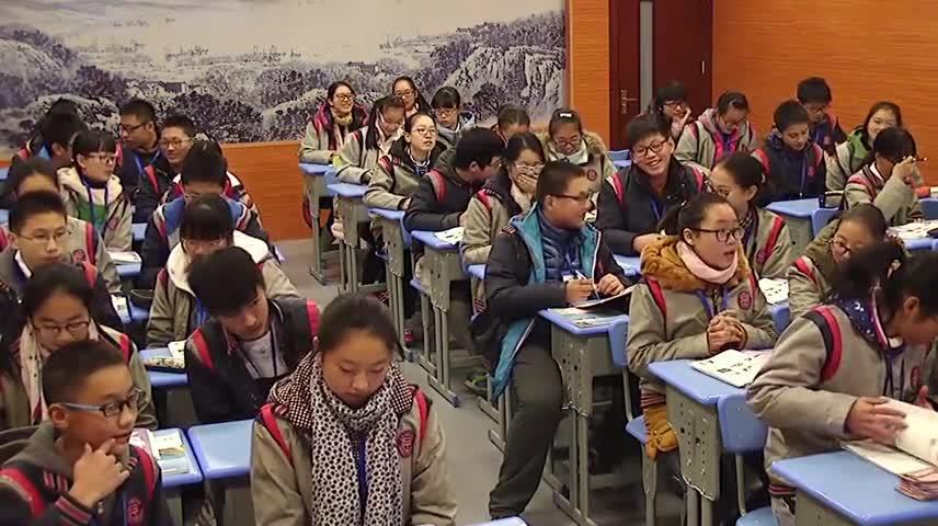 译林出版  九年级英语上册  unit7  films 张卫敏-视频公开课