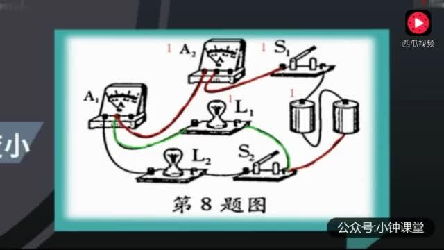 教科版 九年级物理上册:3.2电路的分析与连接-视频微课堂