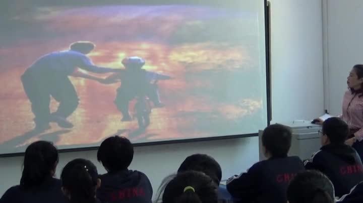 长春版 九年级语文下册 作文五 感悟父爱-视频公开课