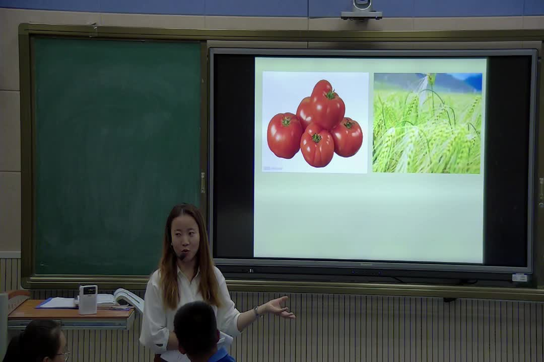 中圖版 高一地理必修二 第三章 第一節:農業區位因素-視頻公開課