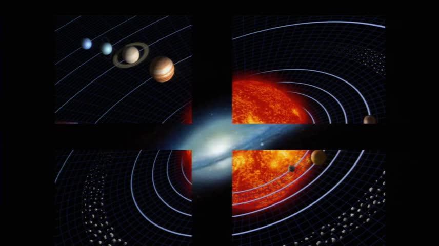 人教版 高一物理必修二  第六章 第1节:行星的运动-视频公开课