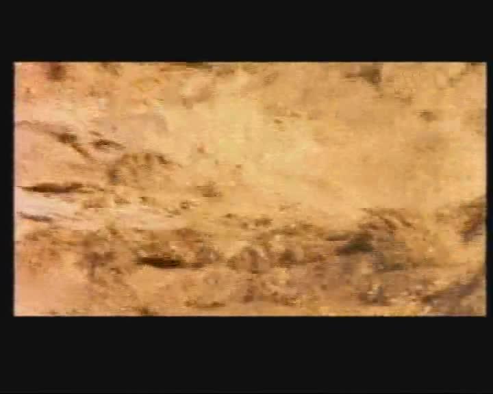人教版 八年級地理:西北地區的地貌-視頻素材