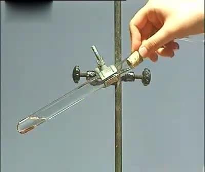 人教版 高一化学必修一 第四章 第四节:浓硫酸与铜的反应-视频实验演示