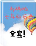七年级历史上册、下册全套课件(部编版)(2019年学科名师杯原创资源大赛)