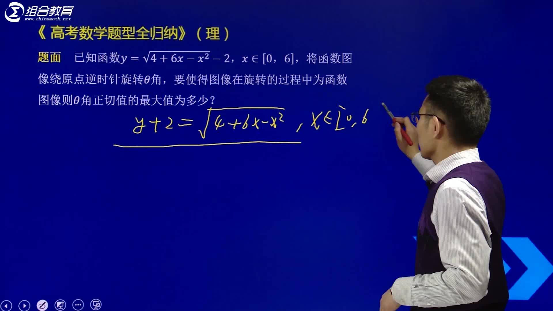 视频2.2 映射与函数的概念-【洞穿高考】2020版高考理科数学题型全归纳