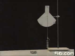 人教版 高一物理必修一 3.4力的合成-视频素材