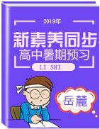 【新素养同步导学】2019-2020学年岳麓版版高中历史必修1(课件 讲义 含核心素养)