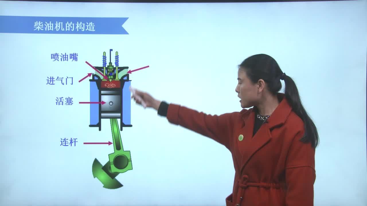 視頻14.1.2 熱機-【慕聯】初中完全同步系列人教版物理九年級全冊