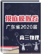 广东省2020届高三物理摸底考模拟试卷