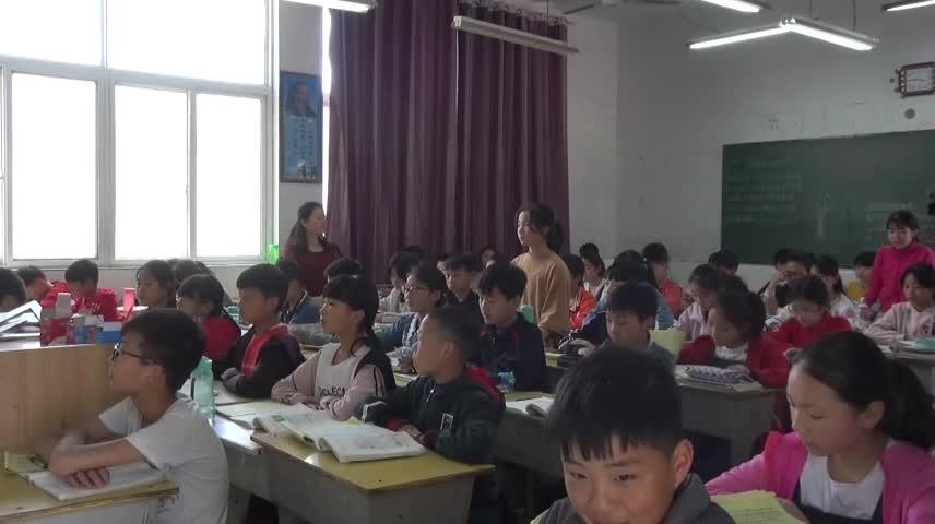 苏教版 六年级数学下册《解比例》-视频公开课