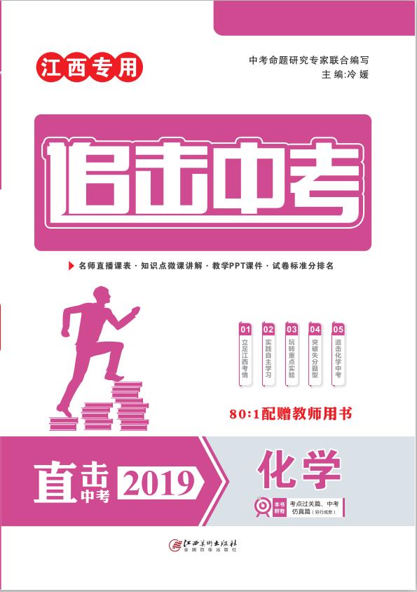 2019年《追击中考》系列化学(江西专用)