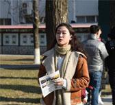 中国传媒大学2020年艺考初试开考 帅哥美女扎堆