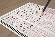 中考数学考场第2遍检查的小技巧