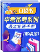 【口袋書】2020年中考語文必背手冊(部編版)