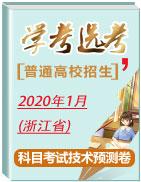 2020年浙江省普通高校招生学考选考科目考试技术预测卷
