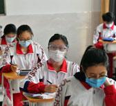 终于等到你 北京4.9万高三学生返校复课