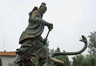 刘邦斩白蛇的故事