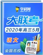 全国名校2020年高三语文5月大联考(新课标Ⅰ卷)