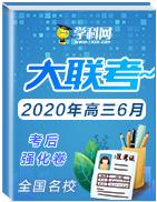 全國名校2020年高三6月學科網大聯考考后強化卷