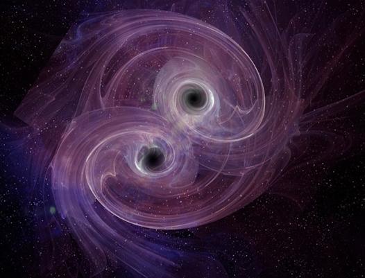 迄今最强黑洞合并事件被发现