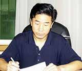 龍超奎 陜西省鎮安中學校長