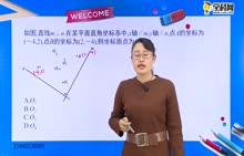 初中数学 平面直角坐标系:坐标与图形性质-试题视频